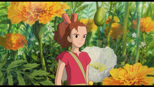 You said Arrietty?